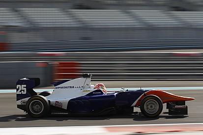Гьотто выиграл первую квалификацию сезона