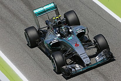 Spanish Grand Prix FP3 results: Nico Rosberg fights back