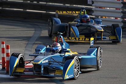 Qualifications Monaco - Buemi et d'Ambrosio mettent les Brésiliens d'accord