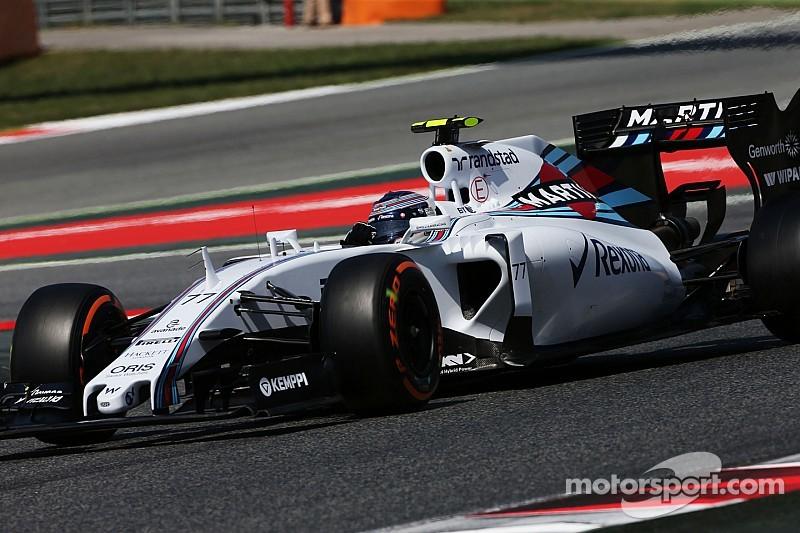 Bottas dismisses Toro Rosso threat