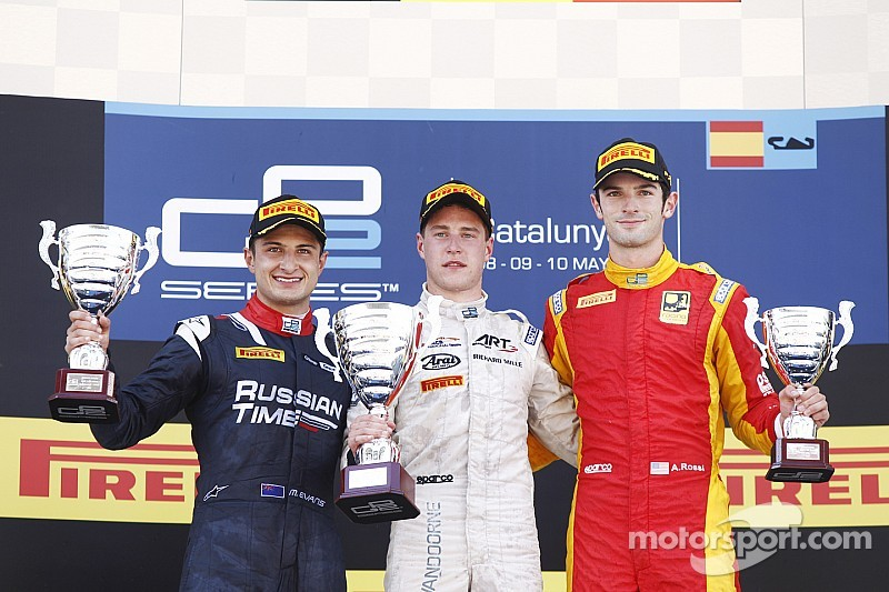 Barcelona GP2: Vandoorne wins frantic Feature Race