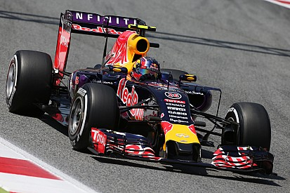 A tricky top ten qualifying for Red Bull in Barcelona