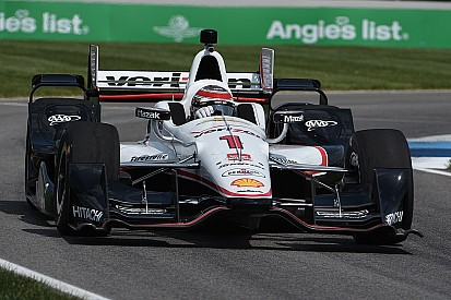 Will Power intouchable à Indianapolis