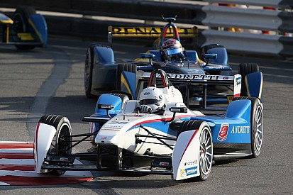 Speed pénalisé après l'ePrix de Monaco