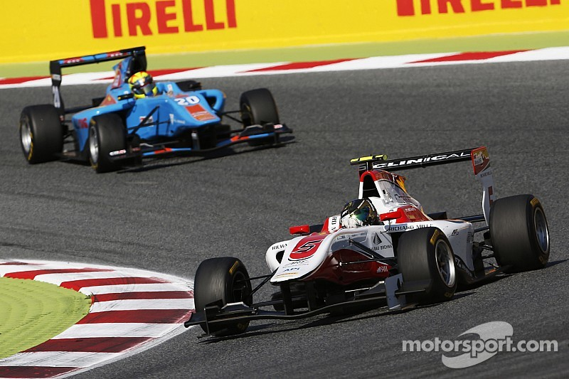 Barcelona GP3: Kirchhofer romps to Race 2 win