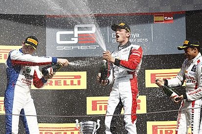 GP3: Kirchhofer vence en la segunda carrera