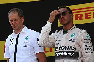 F1 Noticias de última hora Hamilton ha vivido un fin de semana complicado