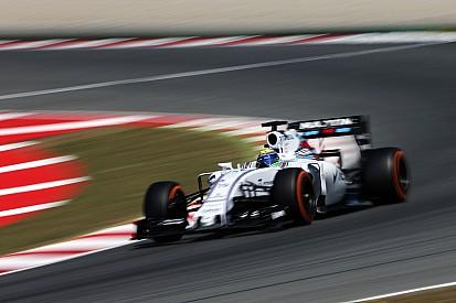 Massa satisfait du rythme de sa Williams