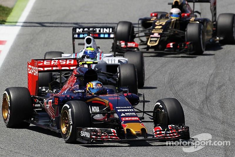 Estoy contento con mi carrera: Carlos Sainz