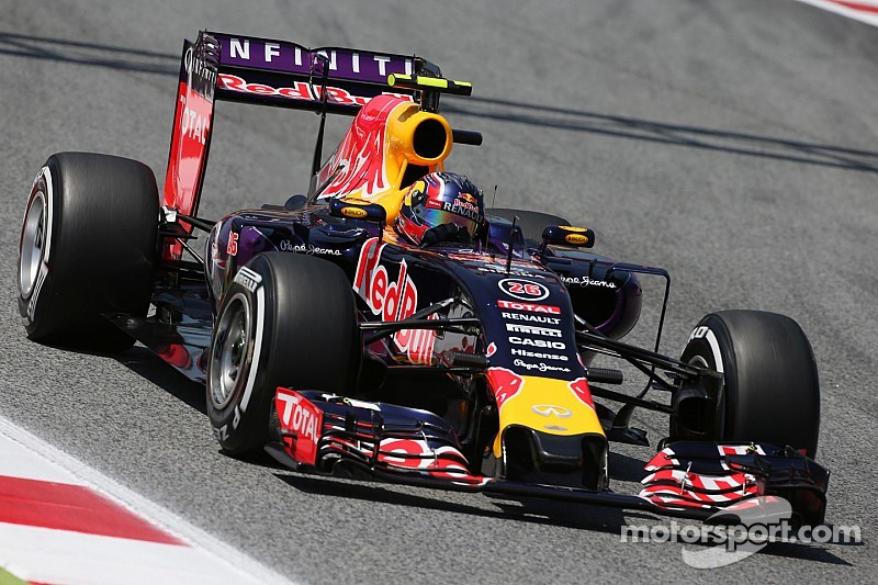 No further action over Sainz/Kvyat incident