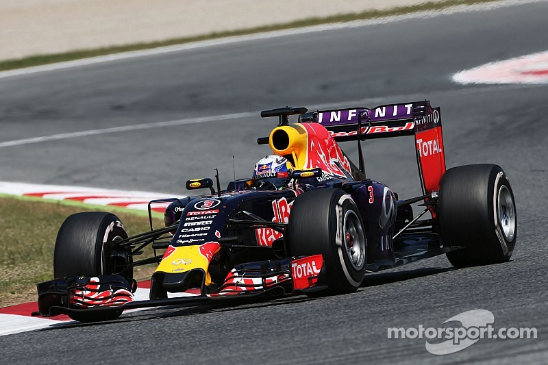 Ricciardo extract everything he could out of the car to finish seventh on the Spanish GP