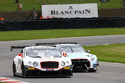 Bentley Team HTP scores double class victory in England