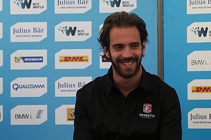 Vergne enthousiaste à propos d'une course Formule E à Paris