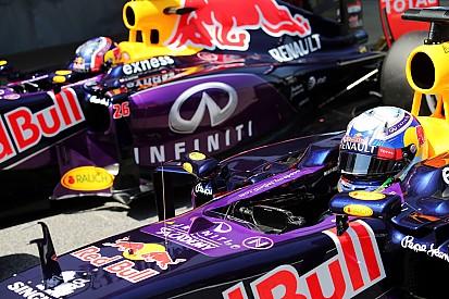 Audi nos puede salvar de dejar la F1: Red Bull