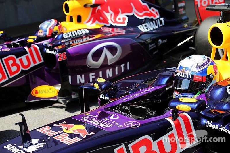 """Red Bull - """"Soit Audi vient, soit nous partons"""""""