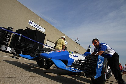 Dale Coyne just loves to keep people guessing