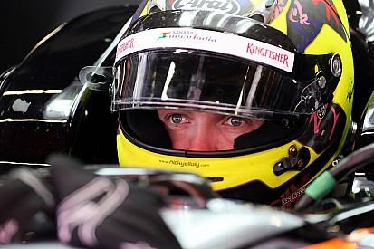 Йеллоли: Управлять машиной Ф1 легче чем ожидал