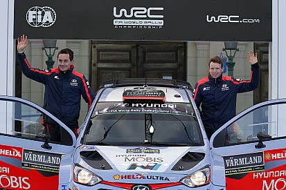 Abbring to contest four more rallies for Hyundai