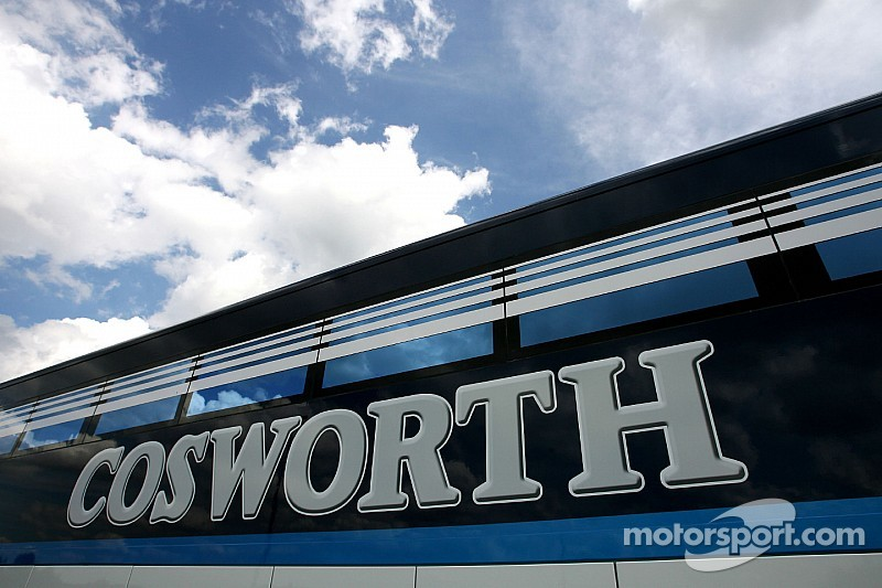 Cosworth linked with dual engine F1 solution