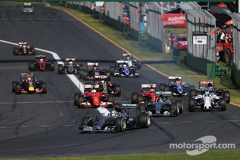 """Los promotores de las carreras de F1 piden un cambio """"urgente"""""""