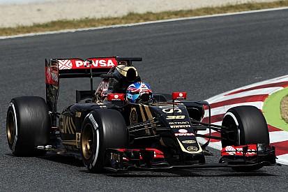 Essais privés, jour 2 - Lotus réalise le meilleur temps grâce à Palmer