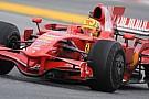 F1: Rossi chiude in bellezza i test di Barcellona