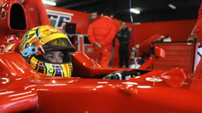 F1: Montezemolo apre le porte Ferrari a Valentino Rossi