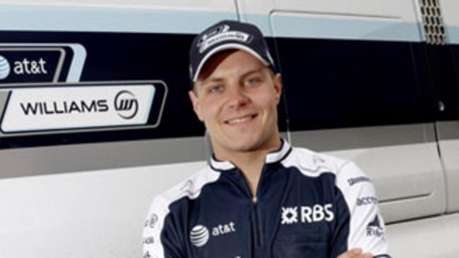 F1: Bottas nominato collaudatore della Williams