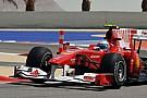 F1: Sakhir, Prove Libere 3: Alonso c'è