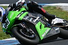 WSBK 2010, Phillip Island Test: Kawasaki a 1.2 secondi