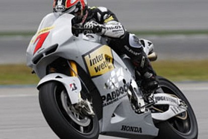 MotoGP 2010, Sepang/2, Test day/3: team Honda