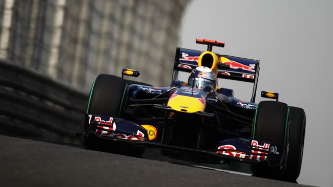 Qualifiche: tris per Vettel, poker Red Bull
