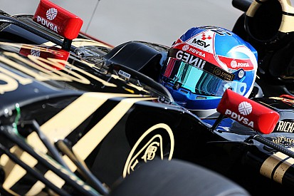 """Lotus réalise """"de réels progrès"""", estime son pilote d'essais"""