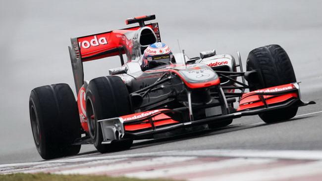 La McLaren porta a Barcellona molte novità sulla Mp4-25
