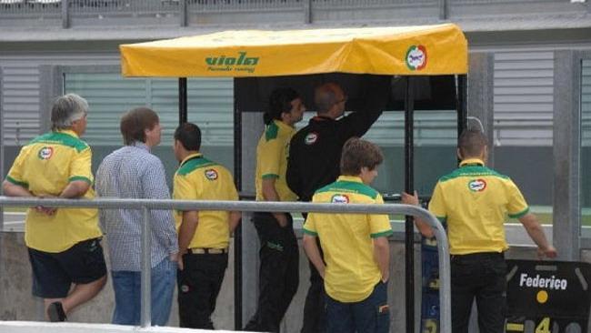 Frisone è il secondo pilota della Viola Formula