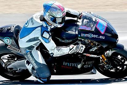 La Inmotec è tornata in pista a Jerez