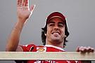 """Alonso: """"Ci rimbocchiamo le maniche"""""""