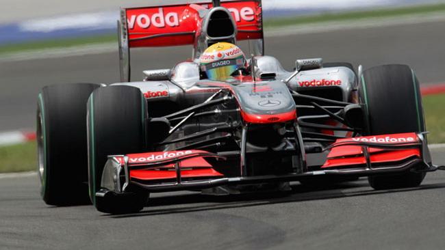 La McLaren cambia anche in Canada