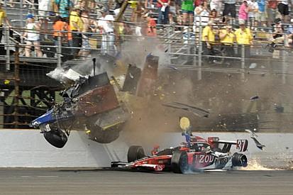 Retroscena di Indy: Hunter-Reay era senza carburante!