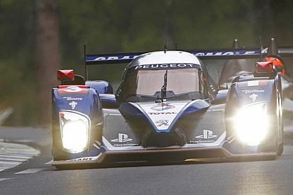 Le Peugeot monopolizzano le prime due file