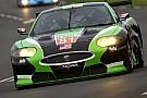 Finisce la gara della Jaguar