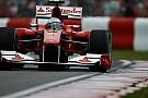 Alonso scommette sul podio