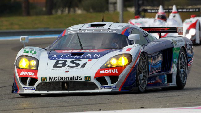 Brivido Saleen: testacoda all'ultima chicane