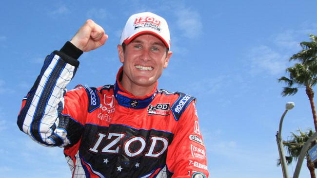 Hunter-Reay ha trovato il budget per l'Iowa Speedway