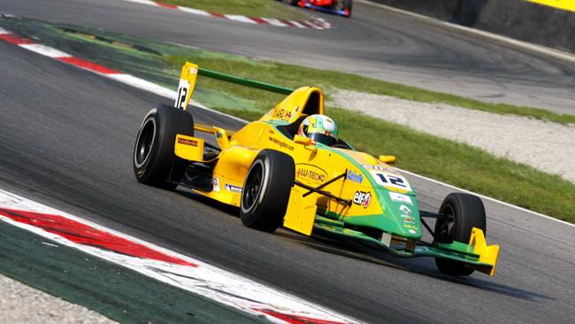 Primo centro per Gibbin in gara 1 a Monza