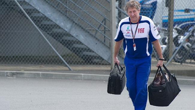 Burgess non segue Valentino in Ducati?