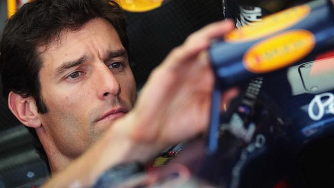 Webber utilizzerà il telaio scartato da Vettel