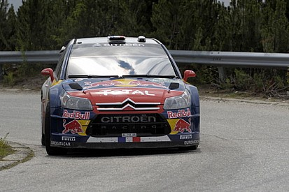 Bulgaria, PS10: Loeb leader dopo la seconda tappa