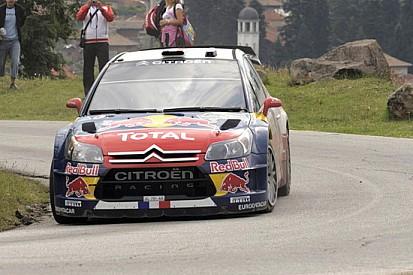 Loeb trionfa al Rally di Bulgaria
