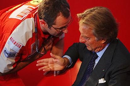 Montezemolo spinge la Ferrari a reagire